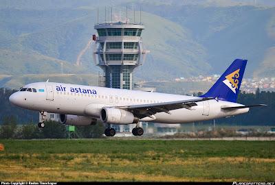 Astana Yeni Havalimanı