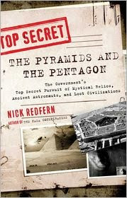 The Pyramids and the Pentagon, US Edition, June 2012
