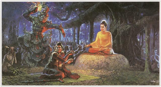 Đạo Phật Nguyên Thủy - Kinh Trung Bộ - Kinh Niệm xứ