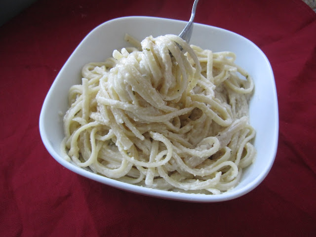 Linguine Alfredo Recipe