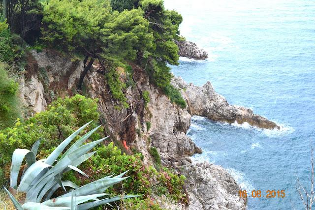 Chorwackie wybrzeże