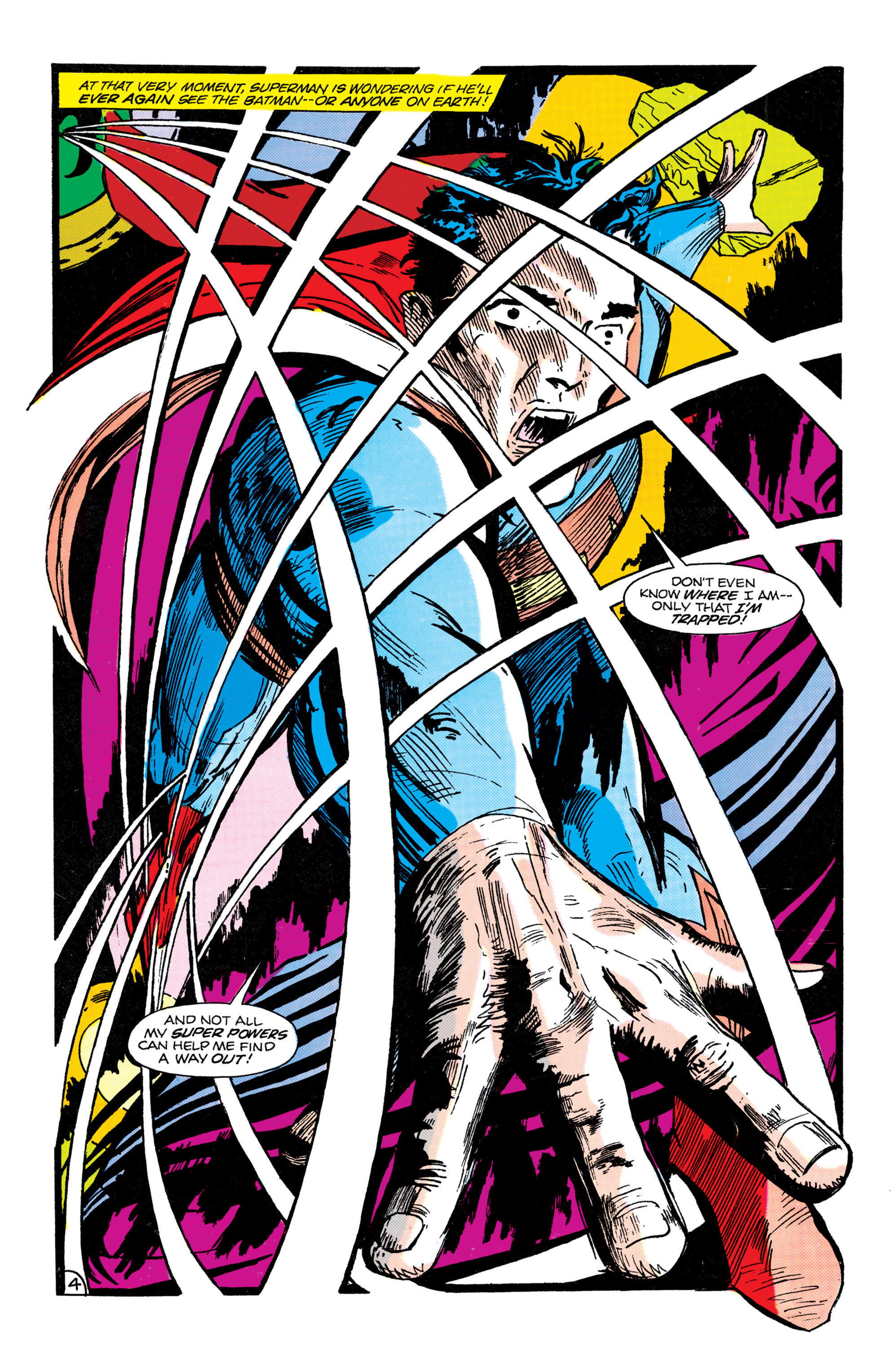 Read online World's Finest Comics comic -  Issue #305 - 5