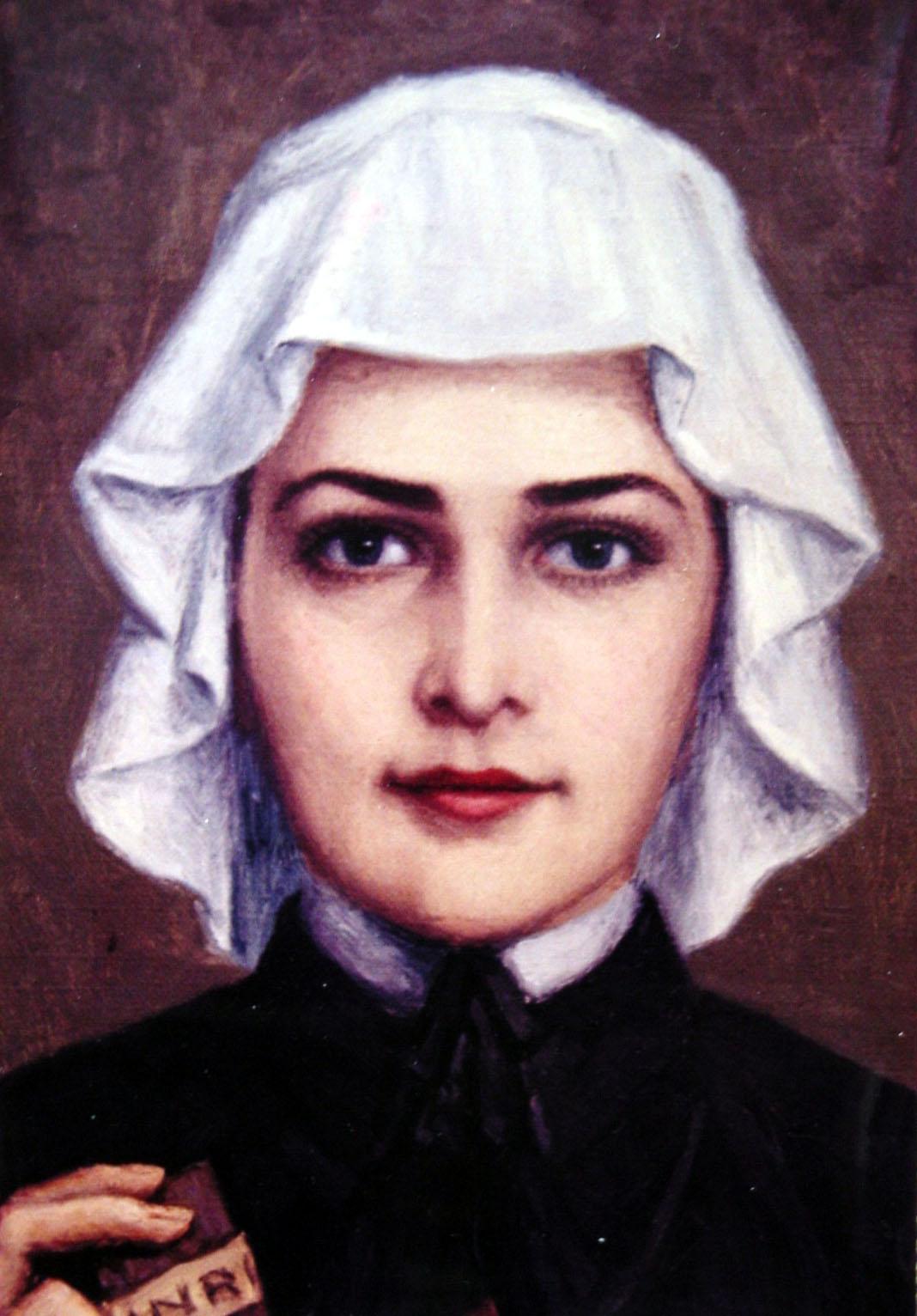Prelatura de Caravelí: Festividad de Santa Isabel Ana Bayley Seton
