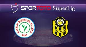 Çaykur Rizespor - Yeni Malatyaspor Canli Maç İzle 22 Şubat 2019