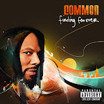 Common - Finding Forever Cover