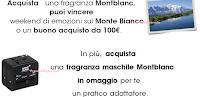 Logo Da Ethos con le fragranze Montblanc vinci buoni acquisto da 100€, 1 weekend e ricevi un regalo sicuro