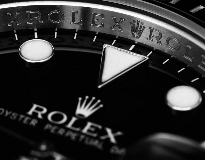 Rolex micro macro