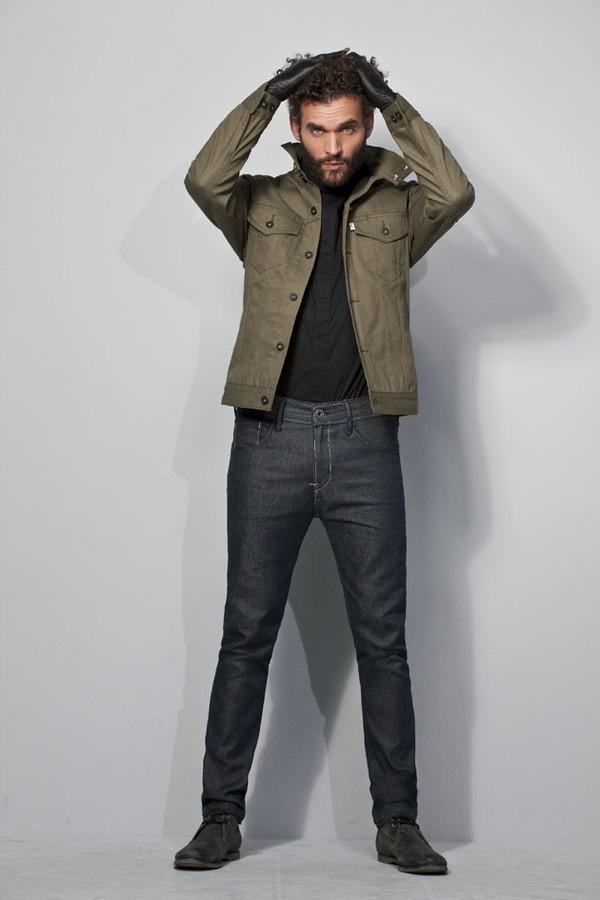 cách chọn quần jeans nam cho người bắp đùi to