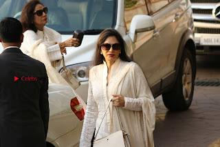 Actress Aishwarya Rai Father Prayer Meet Set 1  0013.JPG
