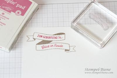 Klarsichtstempel positionieren; Anleitung Klarsichstempel; Tipps und Tricks stempeln; Stampinup Kniffe; Stampinup Recklinghausen