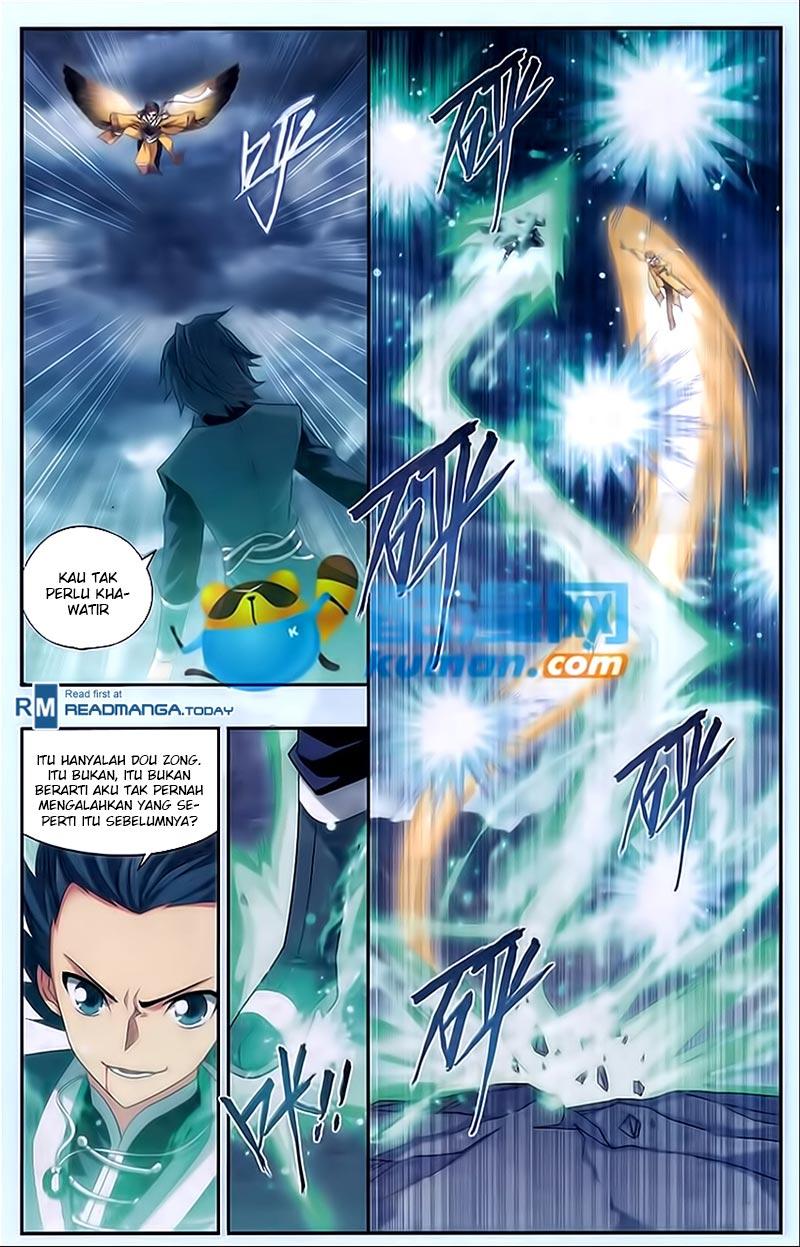 Battle Through the Heavens Chapter 178-40
