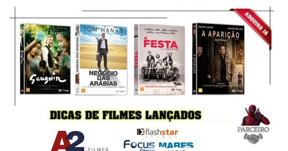 Tem Na Web - DICAS DE FILMES LANÇADOS PELA A2 FILMES (MARES, FLASHSTAR E FOCUS)