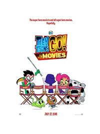 review film teen titans go movie, Sinopsis Teen Titans Go! to the Movies (2018)