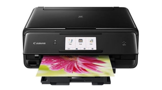 3. Canon Pixma TS8050 High quality, all-in-one printer
