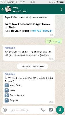 whatsapp hacks/tricks search