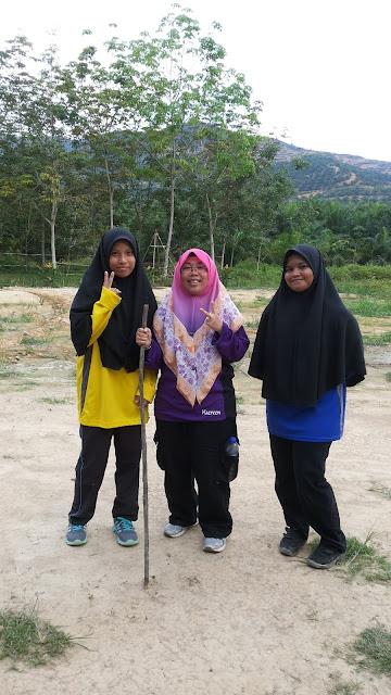 Ekspedisi Bukit Laka, bukit laka, Program Lepas PT3