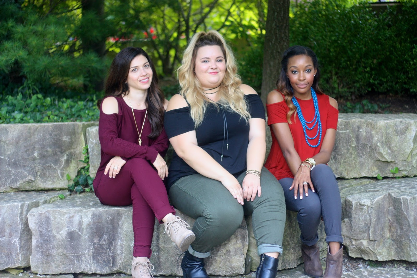 meijer, meijer style, meijer plus size clothing, natalie craig, nina rand, candace read, midwest blogger, chicago fashion blogger, fatshion