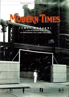 Обложка книги Modern Times - Tempi Moderni