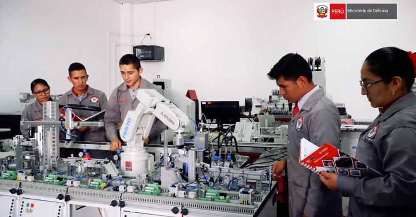 MINEDU: Conoce los beneficios del Instituto Tecnológico de las Fuerzas Armadas [VIDEO]