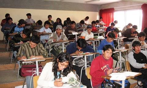 CHUMBIVILCAS: once estudiantes ingresan a la UNSAAC a través del examen de primera oportunidad