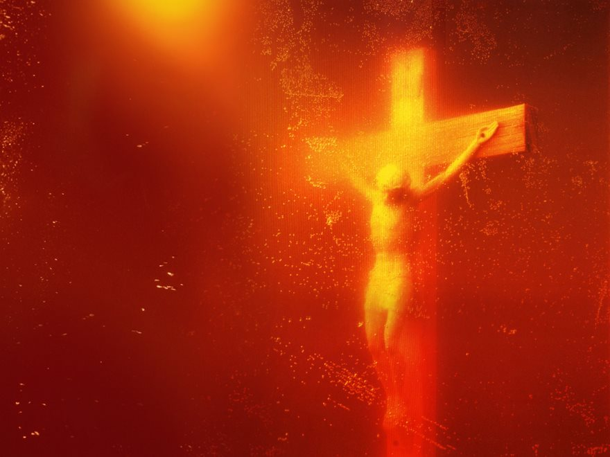 #99 Immersions (Piss Christ), Andres Serrano, 1987 - Top 100 Of The Most Influential Photos Of All Time