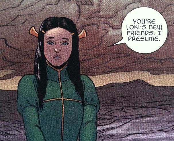 Reading, Watching, Looking, and Stuff: Young Avengers #8 ...