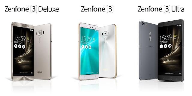 ASUS Luncurkan Smartphone Terbarunya Zenfone 3