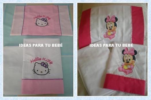 Ideas para tu bebe enero 2008 - Sabanas para bebes ...