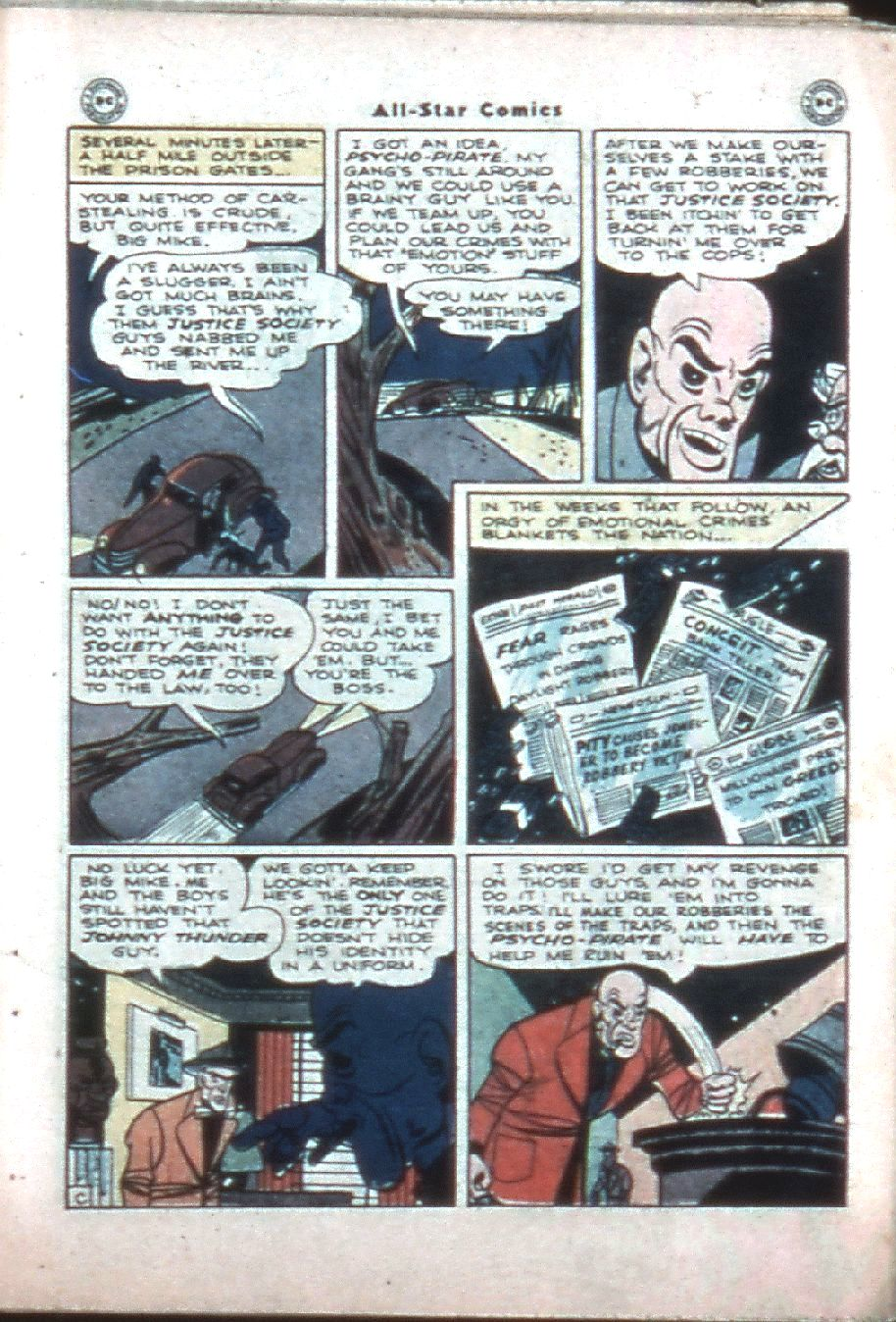 Read online All-Star Comics comic -  Issue #32 - 5