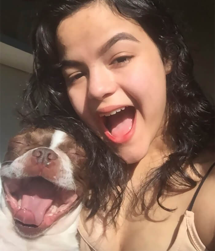 This Guy And His Dog Inspired An Awesome 'Twinning' Trend That Has Now Gone Viral With Hilarious Selfies
