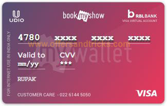 just follow the steps below - Virtual Visa Card