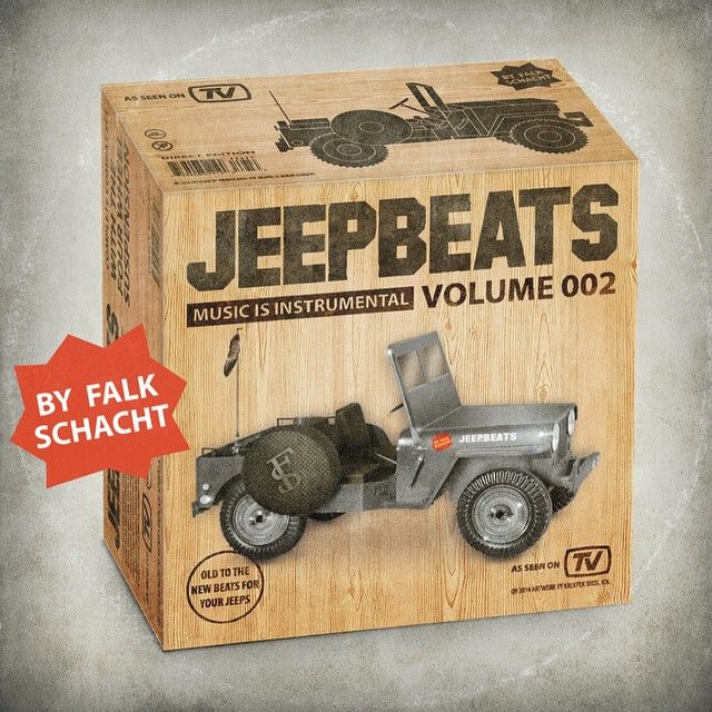 Atomlabor Blog > Falk Schacht - Jeep Beats Vol.2 Mixtape