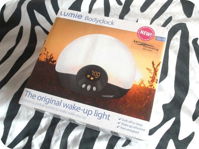 Lumie Bodyclock Go75 Original Wake-Up Light