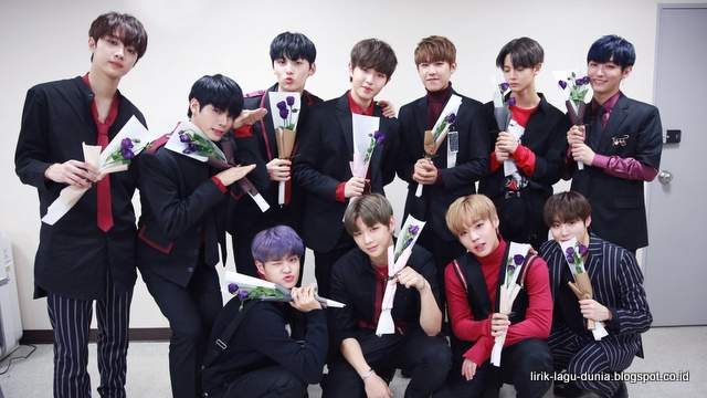 Wallpaper Wanna One