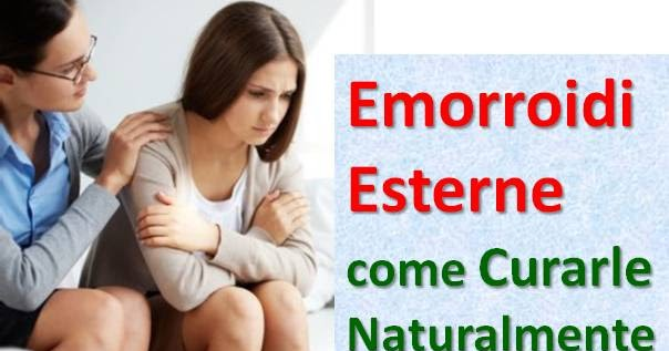 Igiene dopo operazione su eliminazione di emorroidi