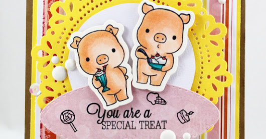 LDRS Creative: You are a special treat!