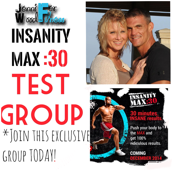 Jennifer Wood Fitness : How to order Insanity Max 30 Workout