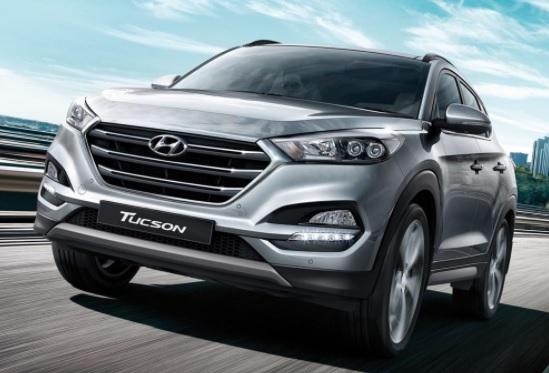 Harga Hyundai Tucson
