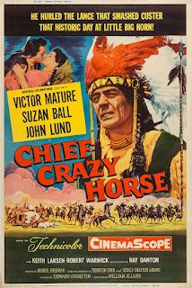 Watch Chief Crazy Horse (1955) movie free online