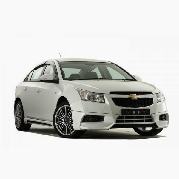 Bodykit Chevrolet Cruze Limited Edition