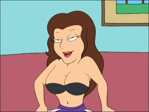 Dr amanda rebecca family guy episode