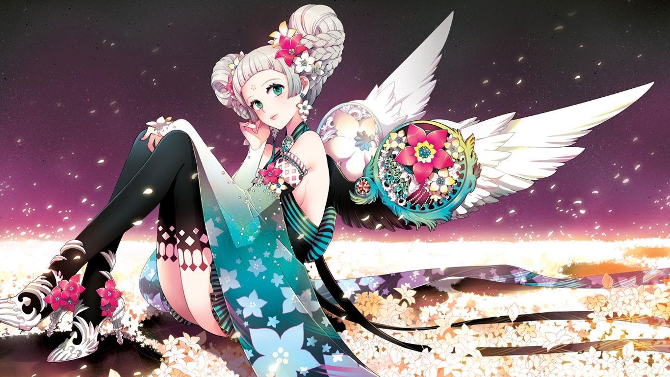 Japanese Anime Girl Wallpapers