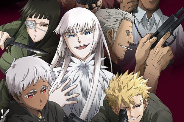 The GOT Randomness: New Anime Season: Jormungand!