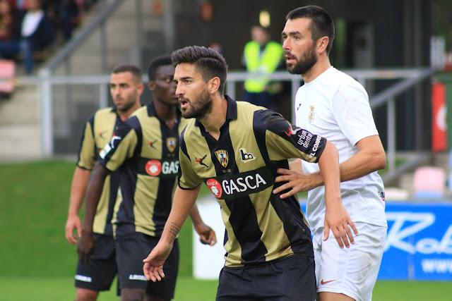 Fútbol | El Barakaldo CF busca ante el Arenas de Getxo su primer triunfo a domicilio
