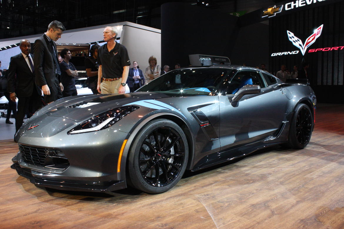 2017 Chevrolet Corvette C7 Grand Sport Is Another Insult To Memory Of Zora Arkus Duntov From General Motors And Tadge Juechter
