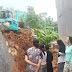 Diduga Akibat TPT Tidak Kokoh,Taman Bacaan Dihantam Air Hujan Hingga Longsor