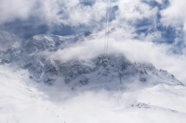 Téléphérique - Aiguille du Midi - Chamonix