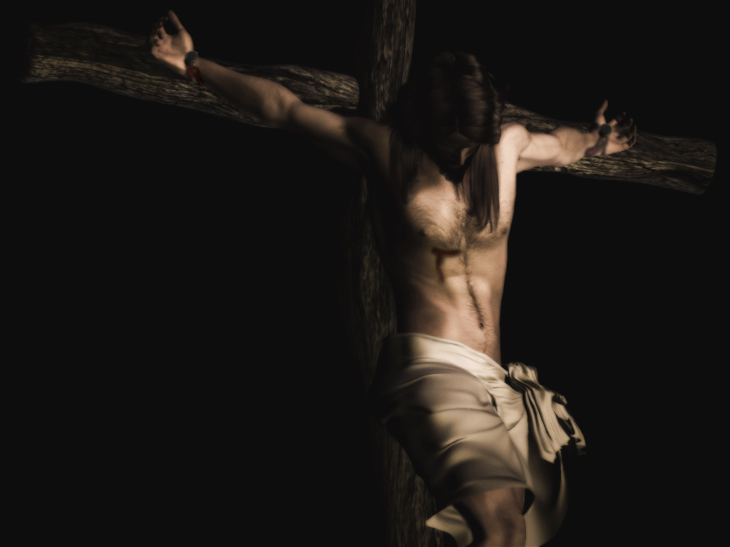 Jesus Christ on the Cross Pictures | Free Christian Wallpapers