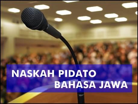 Contoh Pembuka Dan Penutup Pidato Bahasa Jawa   MUDA MUDI ...