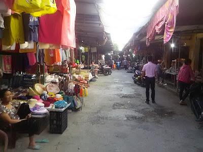 ナムディン(Nam Dinh)の市場